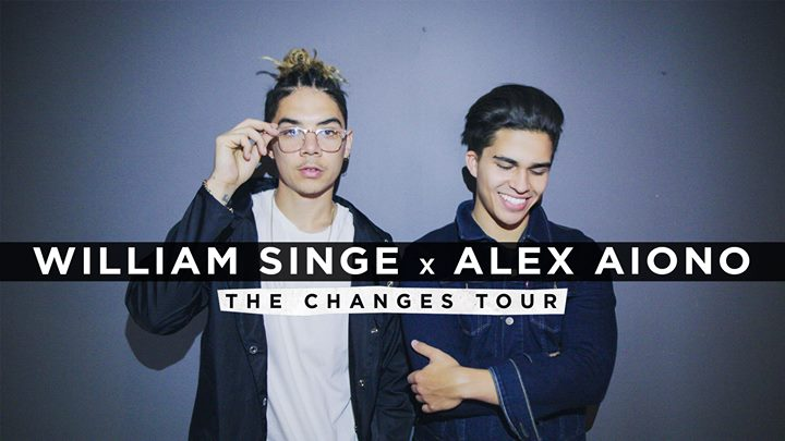 William Singe Alex Aiono At The Blue Note At The Blue