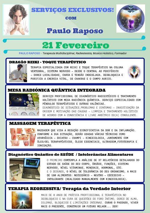Dia de Terapias em Coimbra