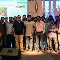 eChais Startup Hustle Series in Jaipur x Suits Cafe