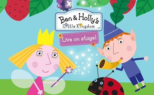 Ben and Hollys Little Kingdom at Blackpool Grand