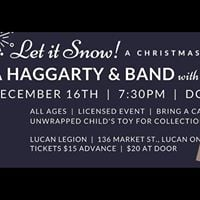 Let It Snow - A Christmas Concert by Julia Haggarty &amp Band