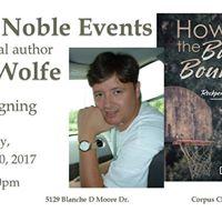 Author Event Eric DeWolfe