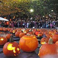 Halloween Parade and Pumpkin Flotilla