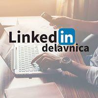 LinkedIn delavnica - Ustvari si karierno prilonost