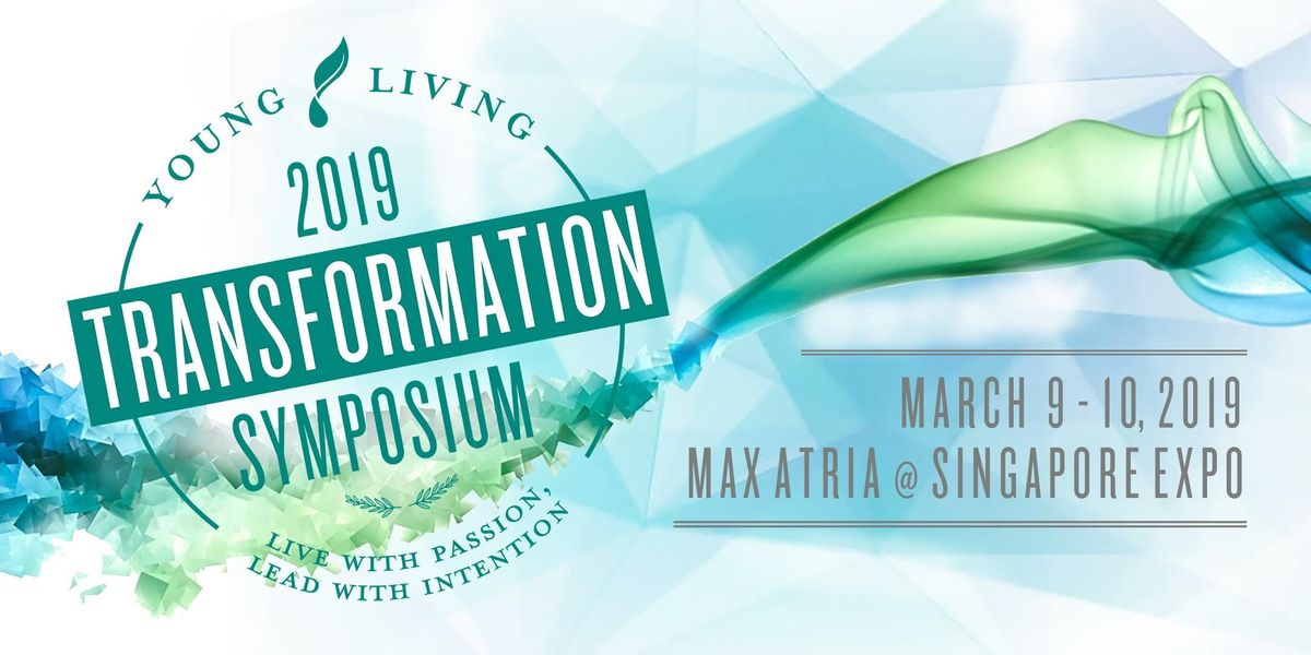 2019 Young Living Transformation Symposium  SE Asia
