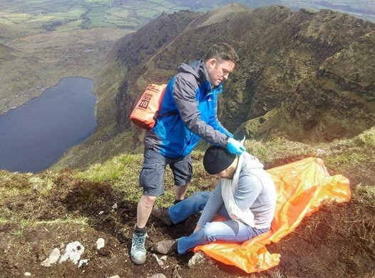 REC 3 - First Aid in the Remote Environment.