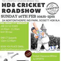 Free Cricket Fit Workshops