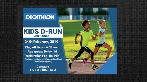 Kids D- Run