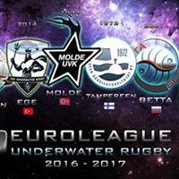 European Underwater Rugby League 20162017 - 3.Spieltag