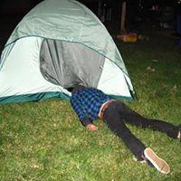 CampingFloating in Huntsville