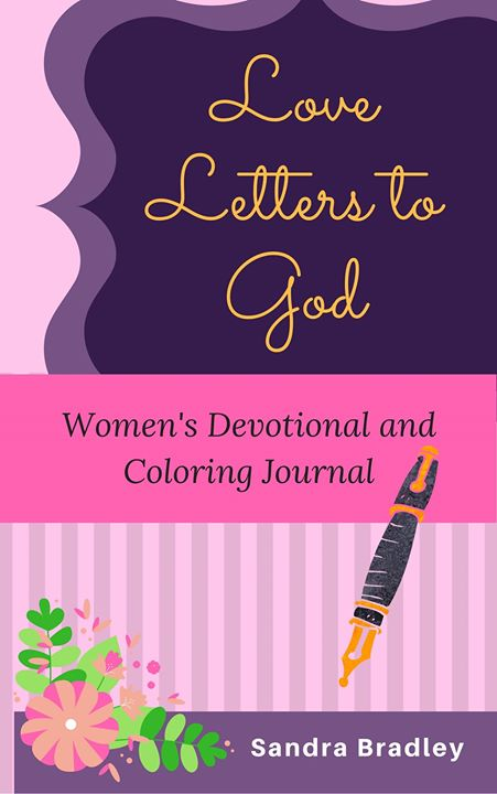 Love Letters To God Devotional and Coloring Journal Book Signing