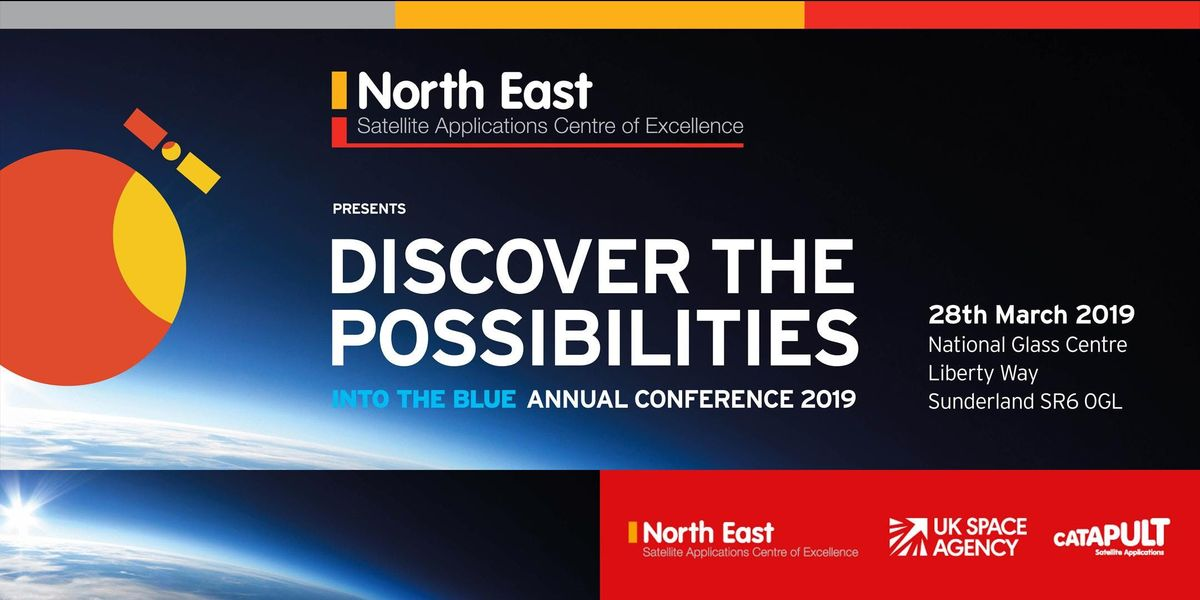 NE Satellite Applications Conference 2019 - Pre Conference Drinks Buffet & Quiz
