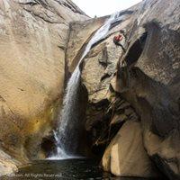 Canyoneering Level 2 Rappel Master