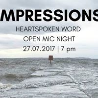Heartspoken Word Open Mic Night Impressions