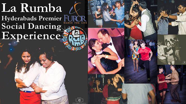 La RUMBA - Saturday Salsa Social 17th June 2017