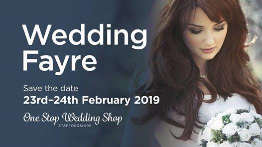Affinity Staffordshire Wedding Fayre 2019