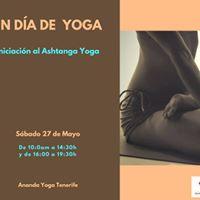 Un Da De Yoga - Iniciacin al Ashtanga Yoga