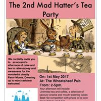Para-Montes Mad Hatters Tea Party