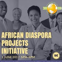 African Diaspora Projects Initiative 2017