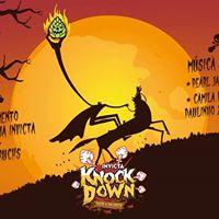 4 Invicta Knock Down - Edio Halloween