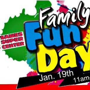 Family Fun Event- food trucks and vendors at Sames ...