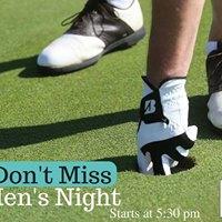 Mens Night Golf