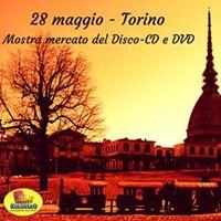 Mostra mercato del Disco CD e DVD Torino