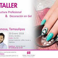Reynosa. Taller Estructura &amp Decoracin- Adrin Bernal
