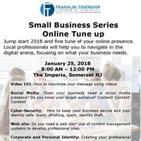 Small Business Series - Online Tune Up