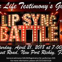 True Life Testimonys Gospel Lip Sync Battle