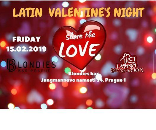 Latin Valentines night 15.02.