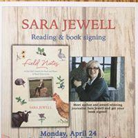 Sara Jewell Book Signing