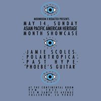 Jamie Scoles Polartropica PAST HYPE Phoebes Guitar