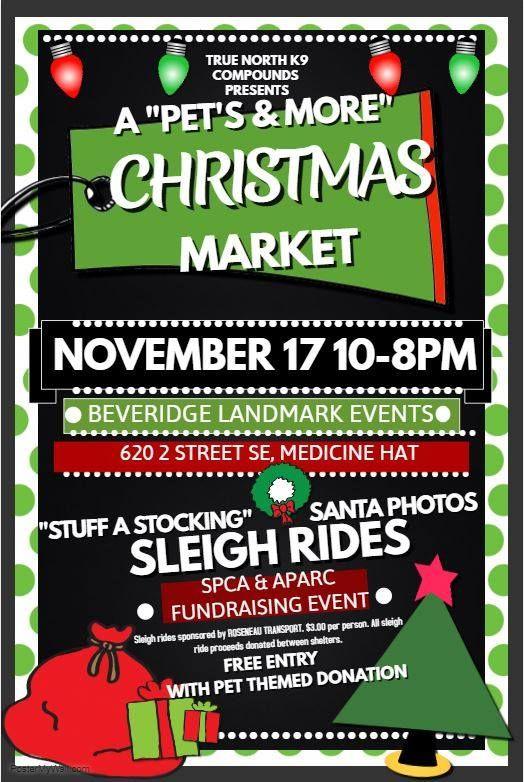 True North Pets & More Christmas Market