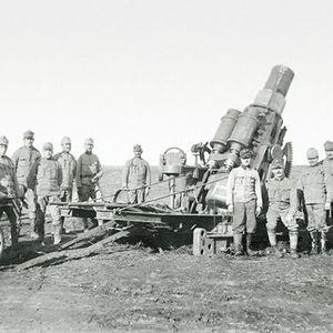 Die sterreichisch-ungarische Artillerie im Ersten Weltkrieg