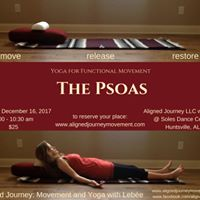 The Psoas Workshop