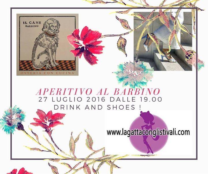 new style 9bc90 c6506 Il Cane Barbino Ospita Lagattaconglistivali at Osteria del ...