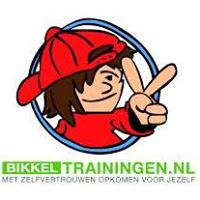 Bikkeltraining (weerbaarheid en faalangst training) 4-7  8-12  8-15 jaar