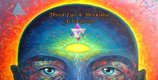 Third Eye  Merkaba Activation