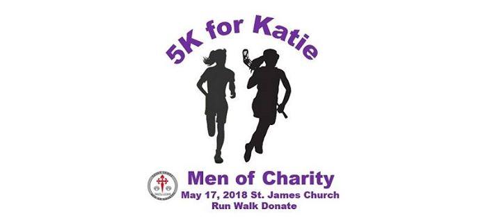 Men Of Charity 5K For Katie