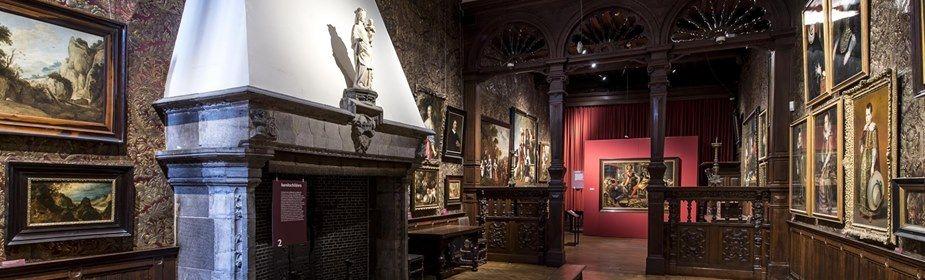 Le Muse Mayer van den Bergh  Anvers