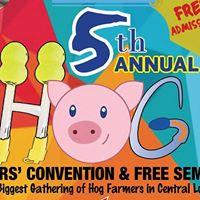 Davsaic 5th Annual Hog Farmers Convention