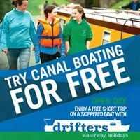 Drifters  Canal Basin Open Day
