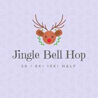 Virtual- Jingle Bell Hop 5k8k10kHalf Marathon-Anywhere