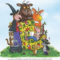 Half Term Little Squigglers - Celebrating Julia Donaldson