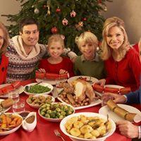 Annual Alsaifi (Optional spelling) family christmas dinner