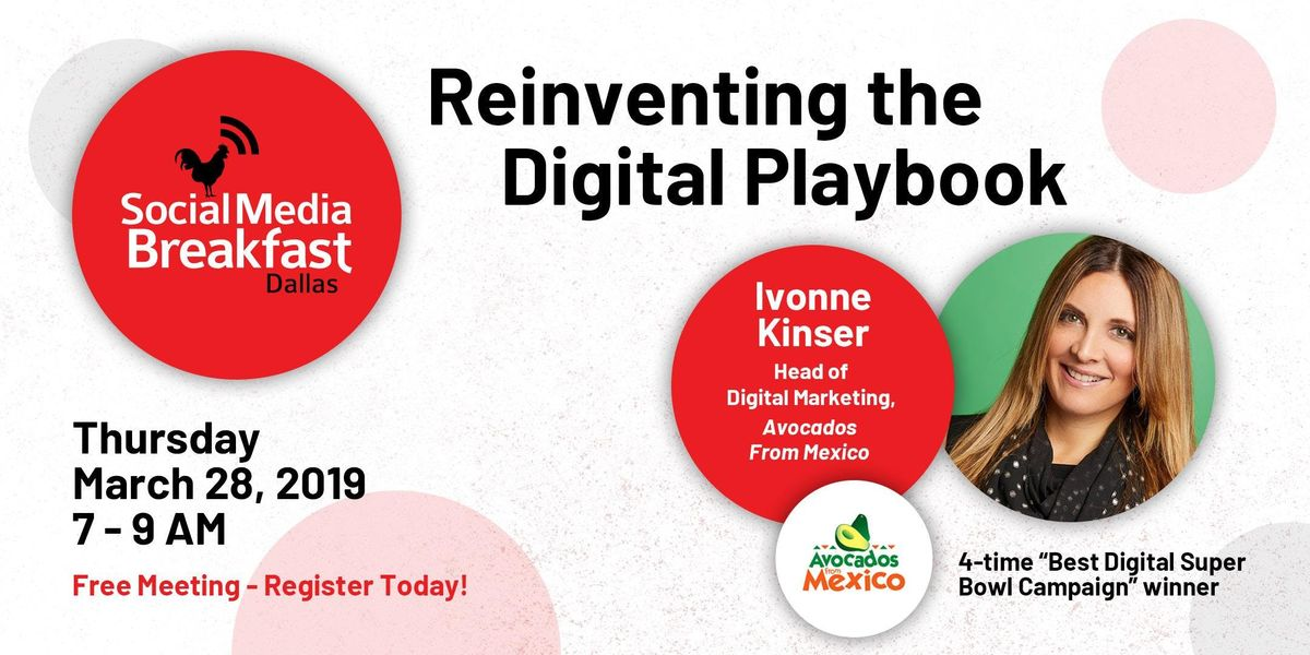 Reinventing the Digital Playbook with Ivonne Kinser