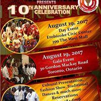 Meca Toronto 10th Anniversary Celebration