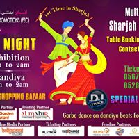 Dandiya Nights &amp Diwali Shopping Bazaar 2017