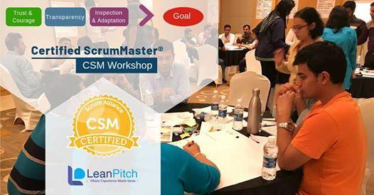 Certified Scrum Master (CSM) Training - Chennai